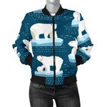 Polar Bear Very Cold 3D Printed Unisex Jacket