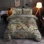 Vintage Camper 3D Bedding Set Bedroom Decor