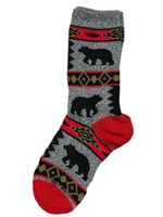 Bear Socks Gift Ideas For Men Women Funny Unique Socks