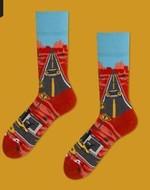 Desert Road Socks Lovely Birthday Gift For Men Women Comfortable Unique Socks