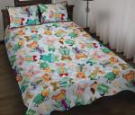 Funny Animal Nurse Printed Bedding Set Bedroom Decor