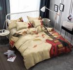 Guitar Autumn Season Bedding Set Bedroom Decor