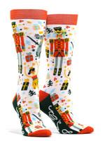 Women's Nutcracker Socks Comfortable Funny Cute Unique Socks