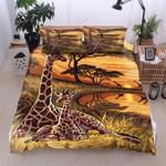 Giraffe Wild World Bedding Set Bedroom Decor