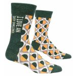 I Love An Easy Challenge Lovely Birthday Gift For Men Women Comfortable Unique Socks
