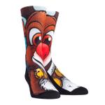 Reindeer Christmas  Printed Crew Socks Gift Ideas