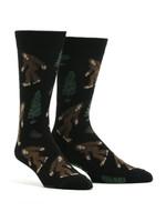 Men's Bigfoot Socks Comfortable Funny Cute Unique Socks