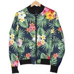 Summer Tropical Hawaii Pattern 3D Printed Unisex Jacket