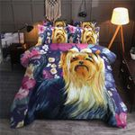 Yorkshire Terriers Dog 3D Bedding Set Bedroom Decor