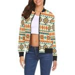 Tribal Native American Aztec Indians Navajo 3D Printed Unisex Jacket