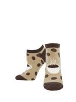 Women's Brewtiful Day Ped Comfortable Funny Cute Unique Socks