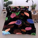 Colorful Leaves Collection Autumn Bedding Set Bedroom Decor