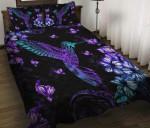 Hibiscus Humming Bird 3D Bedding Set Bedroom Decor