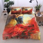 Dancing With The Ghost 3D Bedding Set Bedroom Decor