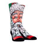 Santa Claus Lovely Birthday Gift For Men Women Comfortable Unique Socks