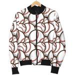 Baseball For Sport Lover Pattern 3D Printed Unisex Jacket