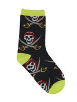 "Kid's ""Ahoy Matey!"" Socks Lovely Birthday Gift Comfortable Unique Socks"