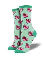 """Women's """"Saved You Some"""" Socks Comfortable Funny Cute Unique Socks"""