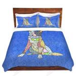 Collie Light Gift For Dog Lover Bedding Set Bedroom Decor