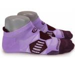 Lilac & Plums - Elite Running Socks Comfortable Cute Funny Unique Unisex Socks