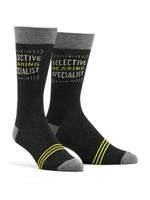 Men's Selective Hearing Socks Comfortable Funny Cute Unique Socks