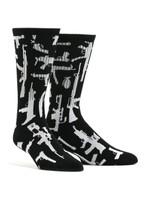 Men's Strapped Socks Comfortable Funny Cute Unique Socks