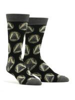 Men's Illuminati Socks Comfortable Funny Cute Unique Socks