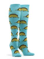 Women's Tacosaurus Socks Comfortable Funny Cute Unique Socks