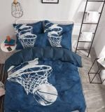Basketball To Be Star  Bedding Set Bedroom Decor