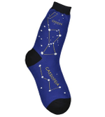 Women's Constellation Stars Socks Comfortable Funny Cute Unique Socks
