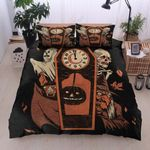 Coffin Time Passes By So Fast Bedding Set Bedroom Decor