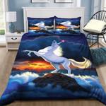 Unicorn Dream World Printed Bedding Set Bedroom Decor