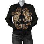 Mandala Yoga Women 3D Printed Unisex Jacket