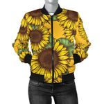 Sunflower Follow The Sun 3D Printed Unisex Jacket