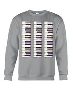 Pianist Gift For Mom Who Love Piano Sweatshirt