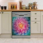 Opal Bohemian Colorway Dishwasher Cover Sticker Kitchen Decor