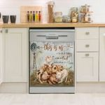 Pig This Is Us Dishwasher Cover Sticker Kitchen Decor