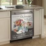 Nursing When Your Feet Hit The Floor Dishwasher Cover Sticker Kitchen Decor