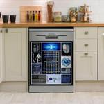 Love Emt Prayer Dishwasher Cover Sticker Kitchen Decor