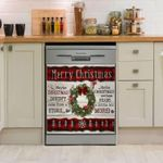 Maybe Christmas Does Not Come From A Store Dishwasher Cover Sticker Kitchen Decor