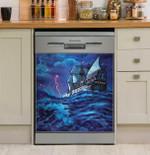Last Voyage Dishwasher Cover Sticker Kitchen Decor