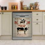 General Store Dishwasher Cover Sticker Kitchen Decor