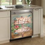 I Will Choose To Find Joy Dishwasher Cover Sticker Kitchen Decor