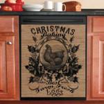 Christmas Baking Dishwasher Cover Sticker Kitchen Decor