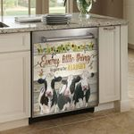 Every Little Thing Is Gonna Be Alright Dishwasher Cover Sticker Kitchen Decor
