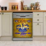 Sigma Gamma Rho Dishwasher Cover Sticker Kitchen Decor