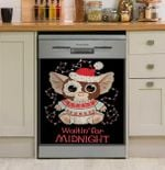 Waitin For Midnight Dishwasher Cover Sticker Kitchen Decor