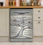In My Life I've Loved Them All Dishwasher Cover Sticker Kitchen Decor