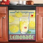 Summer Treats Fresh Squeezed Lemonade Dishwasher Cover Sticker Kitchen Decor