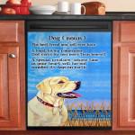 Labrador Retriever Definition Dishwasher Cover Sticker Kitchen Decor